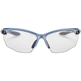 Alpina Twist Four VL+ Glasses tin-black
